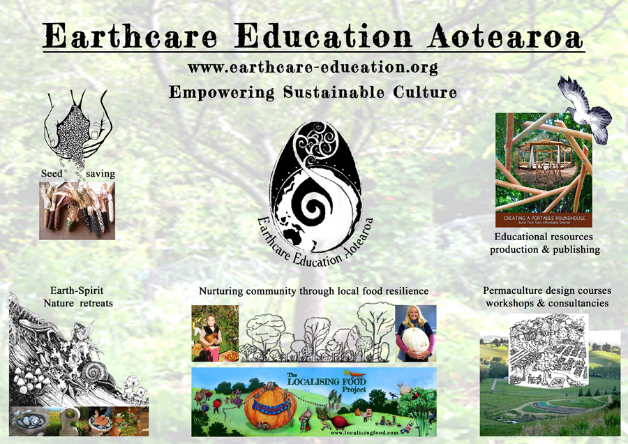 About Earthcare Education Aotearoa